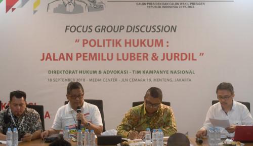 Foto Syarat Jadi Donatur Jokowi-Ma'ruf, Nggak Nyangka deh Alasannya