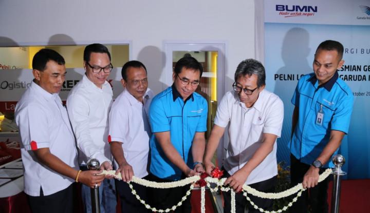 Foto Berita Garuda Indonesiadan Pelni Perluas Jaringan Distribusi Kargo Nasional