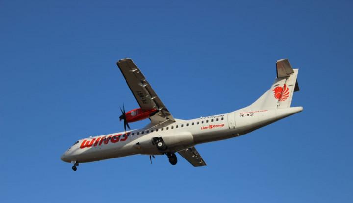 Lion Air Group Batalkan Sejumlah Jadwal Penerbangan - Warta Ekonomi