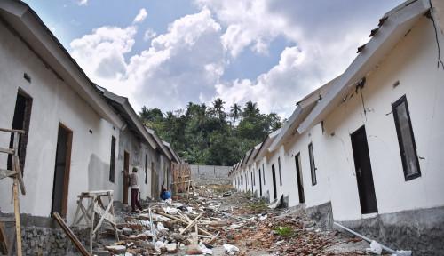 Foto OJK Bakal Bangun Hunian Bagi Korban Gempa dan Tsunami di Palu