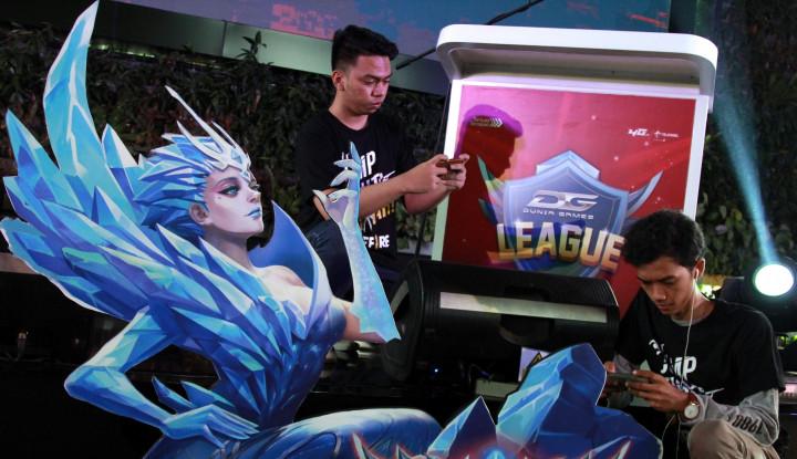 Foto Berita Telkomsel Targetkan 60 Juta Online Viewers di Liga eSport Indonesia Games Championship 2019