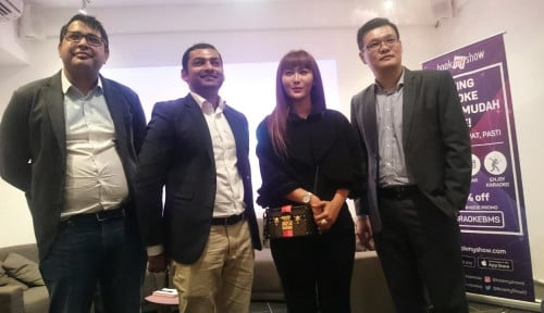 Foto BookMyShow Indonesia Luncurkan Fitur Pemesanan Online Karaoke