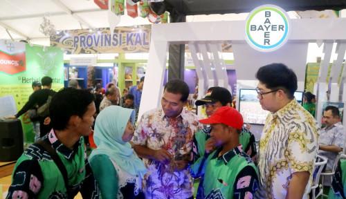 Foto Dukung Indonesia Jadi Lumbung Pangan Dunia 2045, Bayer Hadirkan Solusi Pertanian Inovatif