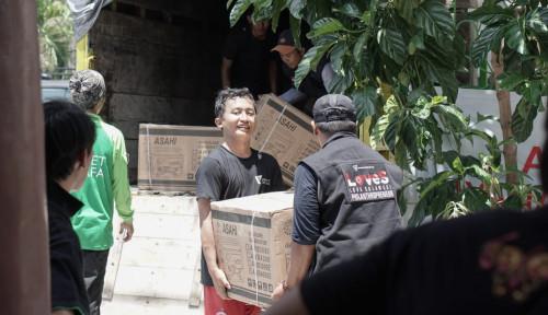 Foto Dompet Dhuafa Salurkan 165 Genset ke Sulteng