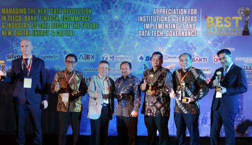 Foto Lintasarta Sabet Penghargaan Kualitas Layanan Data Center dan Cloud