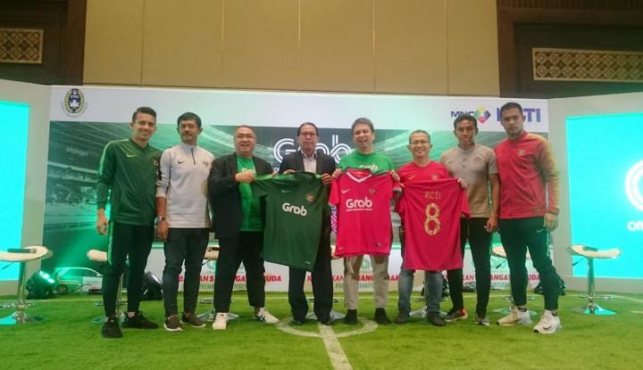 Foto Berita Grab Beri Dukungan untuk Timnas di Piala AFF dan AFC 2018
