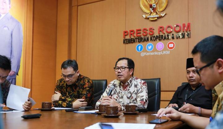 Foto Berita Belum Capai Target, LPDB-KUMKM Optimis Salurkan Rp1,2 Triliun Hingga Akhir Tahun