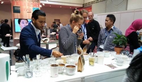 Foto Tampil di Coteca 2018, Indonesia Raih Transaksi US$14,6 Juta