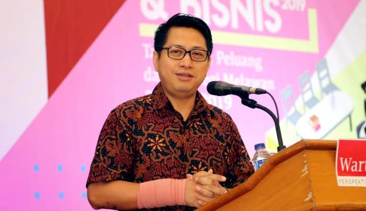 Foto Berita Firmanzah: Ekonomi Indonesia Masih Resiliency