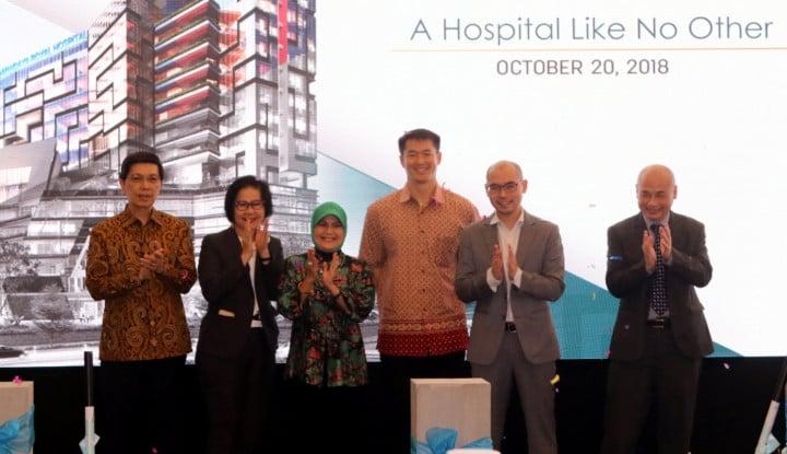 Foto Berita Mandaya Siapkan Rp1,1 Triliun Bangun Mandaya Royal Hospital