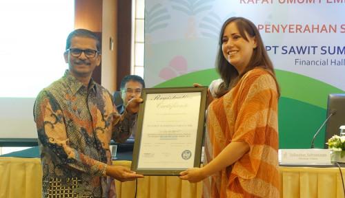 Foto SSMS Tunjuk Mantan Direktur Utama BEI sebagai Komisaris Perusahaan