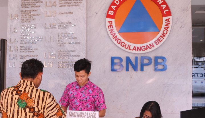 Foto Berita BNPB Prediksi Banjir, Longsor, dan Puting Beliung Dominasi Bencana Tahun Depan