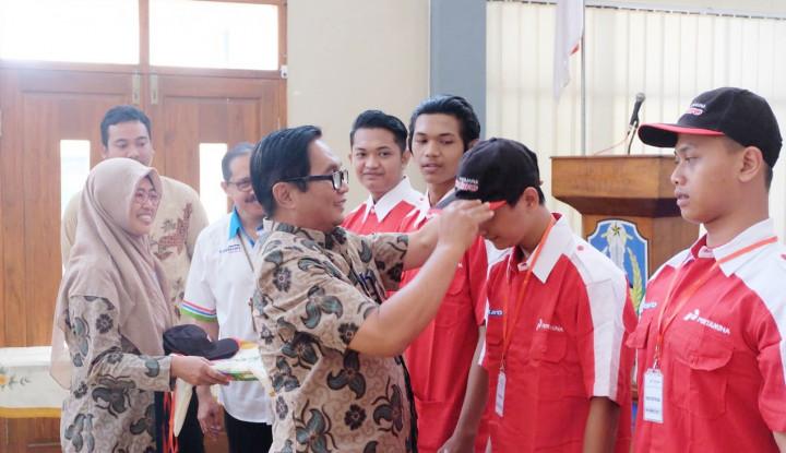 Foto Berita Pertamina Lubricants Cari Siswa SMK Berkompeten Melalui Program ESP