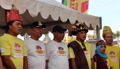 Foto Puluhan UMKM Medan Ramaikan Festival Pesona Lokal Adira Finance