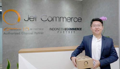 Foto Jet Commerce Kenalkan Solusi Ini di Ajang Tech in Asia Jakarta 2018