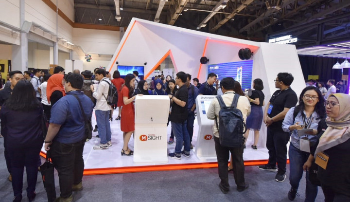 Foto Berita Telkomsel Dukung Revolusi Industri 4.0 di Event Tech in Asia Jakarta 2018