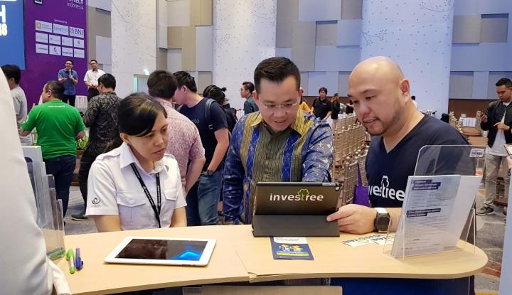 Dukung Inovasi Fintech, Investree Tampil di Fintech Days 2018 Bali - Warta Ekonomi