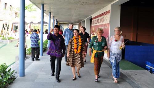 Foto AIS Bali Tempati Kampus Baru