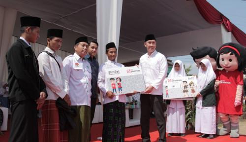 Foto Bank Sinarmas Edukasi Santri Lewat Simpel Dukung Inklusi Keuangan