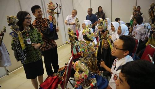 Foto Lestarikan Budaya Bangsa, BCA Gelar Wayang For Student