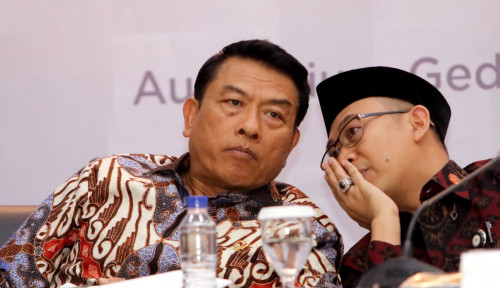 Moeldoko Sindir Real Count Internal Kubu Prabowo, Pedas Banget