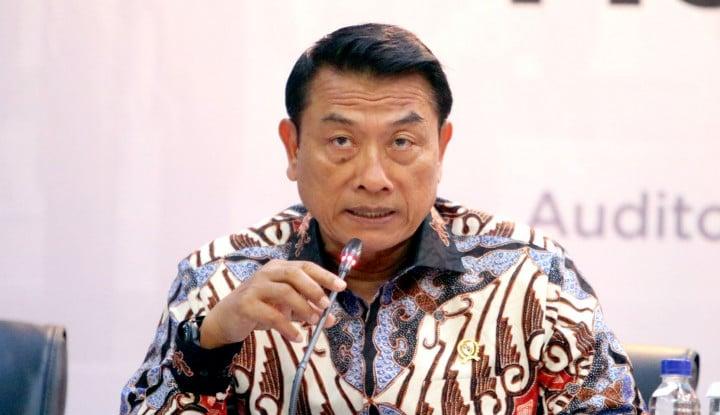 Bantah Pernyataan Roger, Moeldoko Bilang Jokowi Pemahaman Pancasilanya Sudah Paling Tinggi - Warta Ekonomi