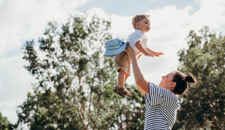 Foto Berita Buka Usaha Pengasuhan Anak? Hmm...Boleh Dicoba