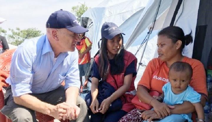 Foto Berita Duta Besar Swiss di Indonesia Kunjungi Palu
