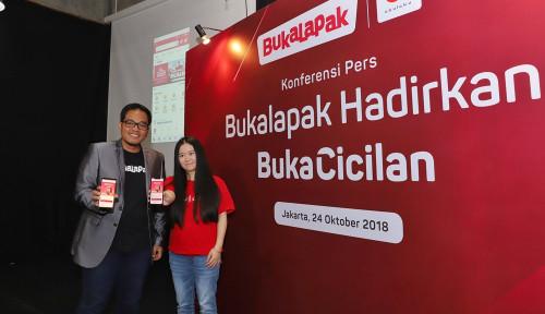 Foto Bukalapak: BukaCicilan Bisa Tingkatkan Inklusi Finansial di Indonesia