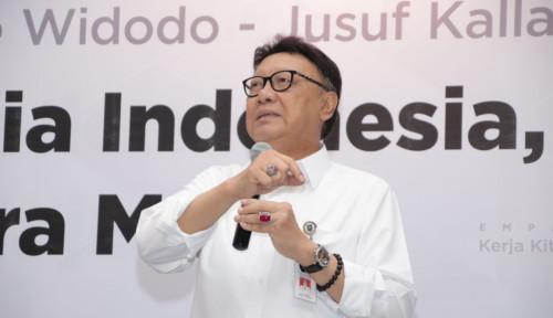 Foto Buntut Perseteruan dengan Menkumham, Walikota Tangerang Bakal Dipanggil Mendagri