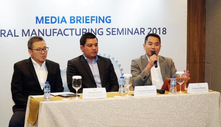 Foto Berita MobilTM Lubricants Kembali Gelar General Manufacturing Seminar