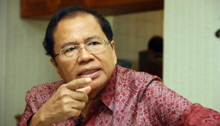 Foto Berita Rizal Ramli Tanya ke Adik Prabowo Soal Impor Pangan, Jawabannya Pakai Sumpah!