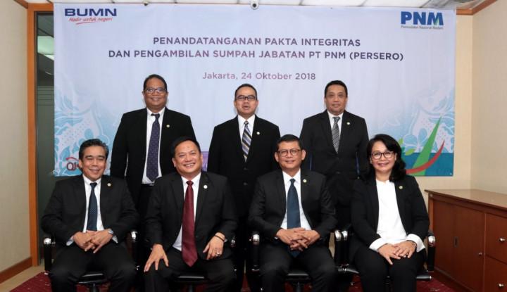 Foto Berita PNM Angkat Tiga EVP Baru