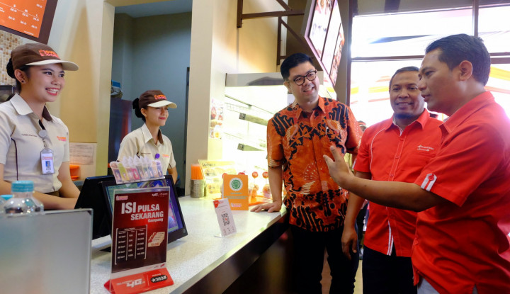 Foto Berita Beli Pulsa Telkomsel di Dunkin Donut, Diskon 20% Semua Produk