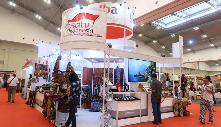 Foto Berita Naik 5 Kali Lipat, TEI 2018 Bukukan Transaksi Rp126,77 Triliun