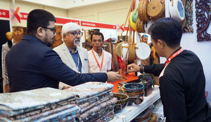 Foto Berita TEI 2018 Raih Transaksi Rp126,77 Triliun