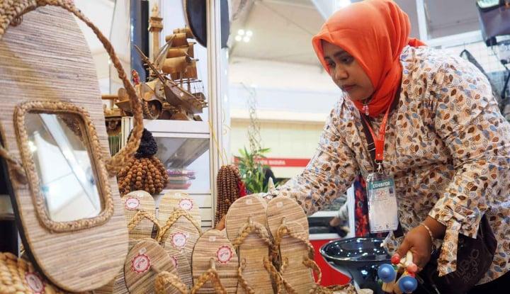 Amartha Salurkan Total Rp635 Miliar ke Pelaku UMKM Perempuan - Warta Ekonomi