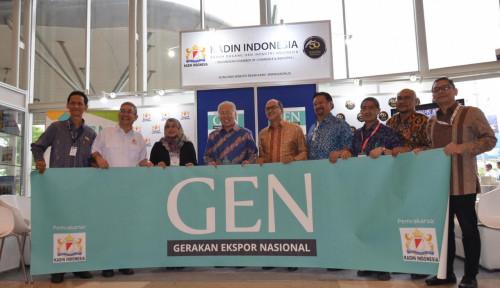 Foto KadinLuncurkan GEN untuk Cetak100 Ribu Ekportir Muda