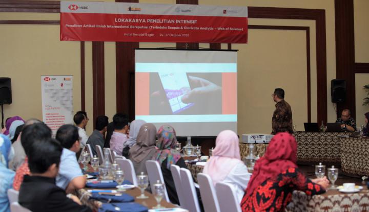 Foto Berita HSBC dan Sampoerna University Dorong Kemajuan Sektor Perbankan lewat Budaya Riset