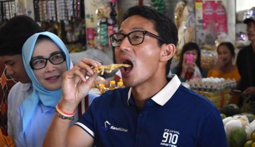 Foto Bang Sandi Fokus Dongkrak Pelaku Ekonomi Kecil-Menengah