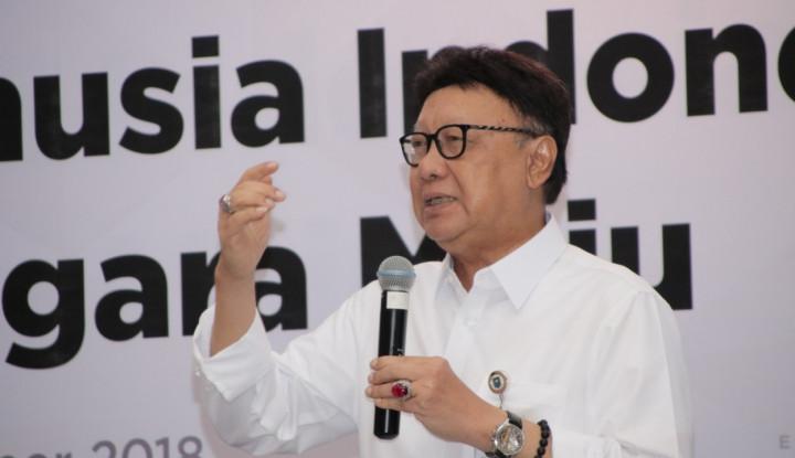 Bekas Koruptor Dilarang Maju Pilkada, Mendagri: Bolanya di KPU - Warta Ekonomi