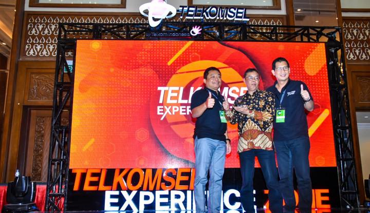 Foto Berita Majukan Ekosistem Digital Indonesia, Telkomsel Gelar Festival Kreatif