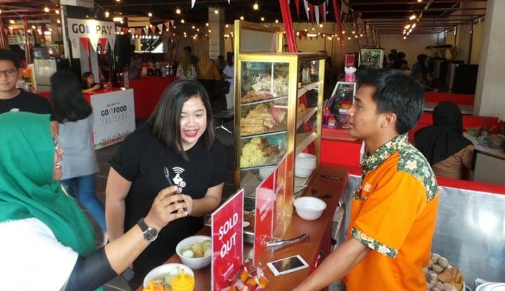 Foto Berita Go-Food Festival Sambangi Kota Apel