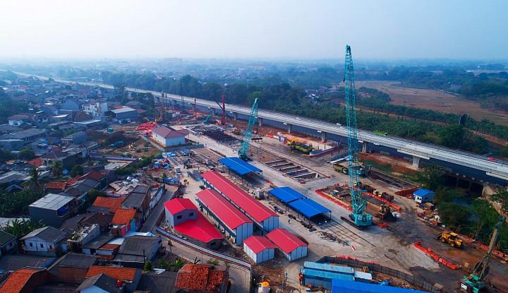 Proyek Kereta Cepat Jakarta-Bandung Dihentikan Sementara Mulai Hari Ini, Gara-Gara... - Warta Ekonomi