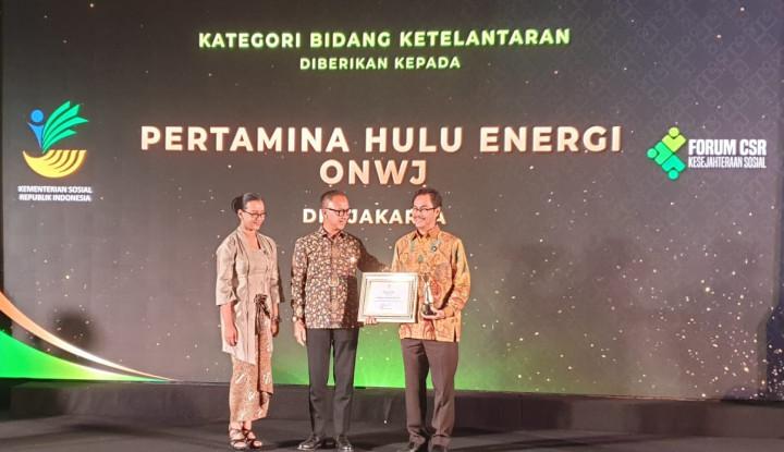 Foto Berita Anak Usaha Pertamina Hulu Energi Sabet Penghargaan di Padmamitra Awards 2018