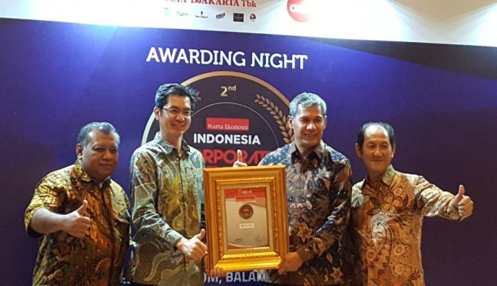 Foto Berita Eagle High Plantations Raih Top 5 GCG Awards