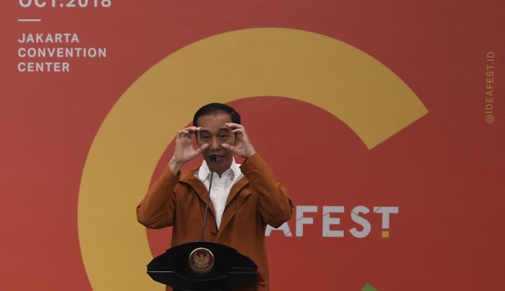Foto Berita Jokowi Ingin Tambah Perusahaan Rintisan Unicorn di Indonesia