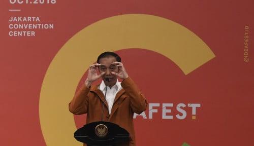 Foto Jokowi: