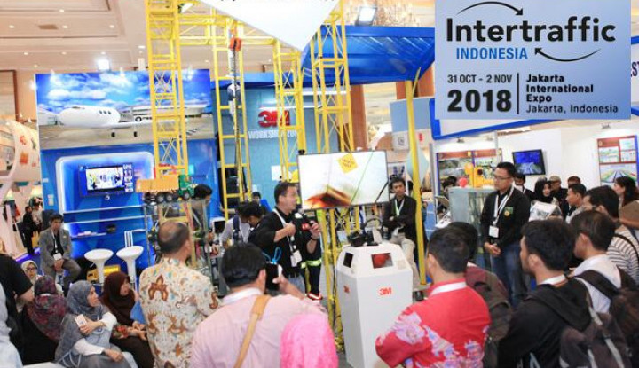Foto Berita Intertraffic Indonesia 2018 Tawarkan Solusi Lalu Lintas dan Mobilitas