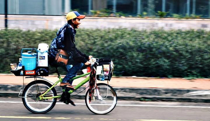 Foto Berita Starling: Memutar Roda Ekonomi di Sepanjang Jalan